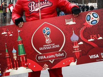 На чемпионате мира по футболу в России ожидается аншлаг