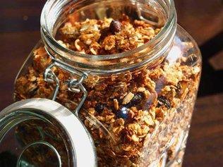 Гранола - более здоровую еду сложно придумать