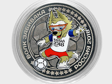 Футбольные монеты для футбольных болельщиков