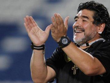 Диего Марадона: путь великого футболиста