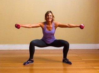 Упражнения для внутренней части бедер