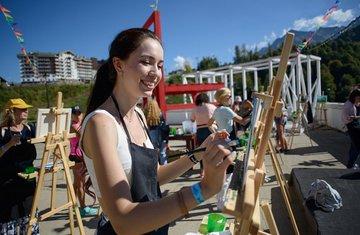 Взрыв креатива: в Сочи пройдет грандиозный арт-фестиваль