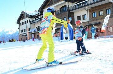"""Программа терапевтического спорта """"Лыжи мечты"""" подвела итоги прошедшего зимнего сезона"""