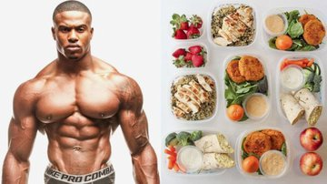 Восемь продуктов питания для построения тела- мечты!