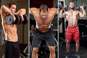 Десять суперупражнений для плеч