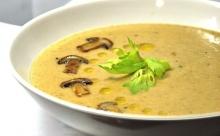 Топ-6 вкусных и некалорийных супов-пюре