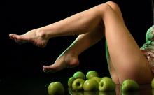Яблочный уксус против целлюлита